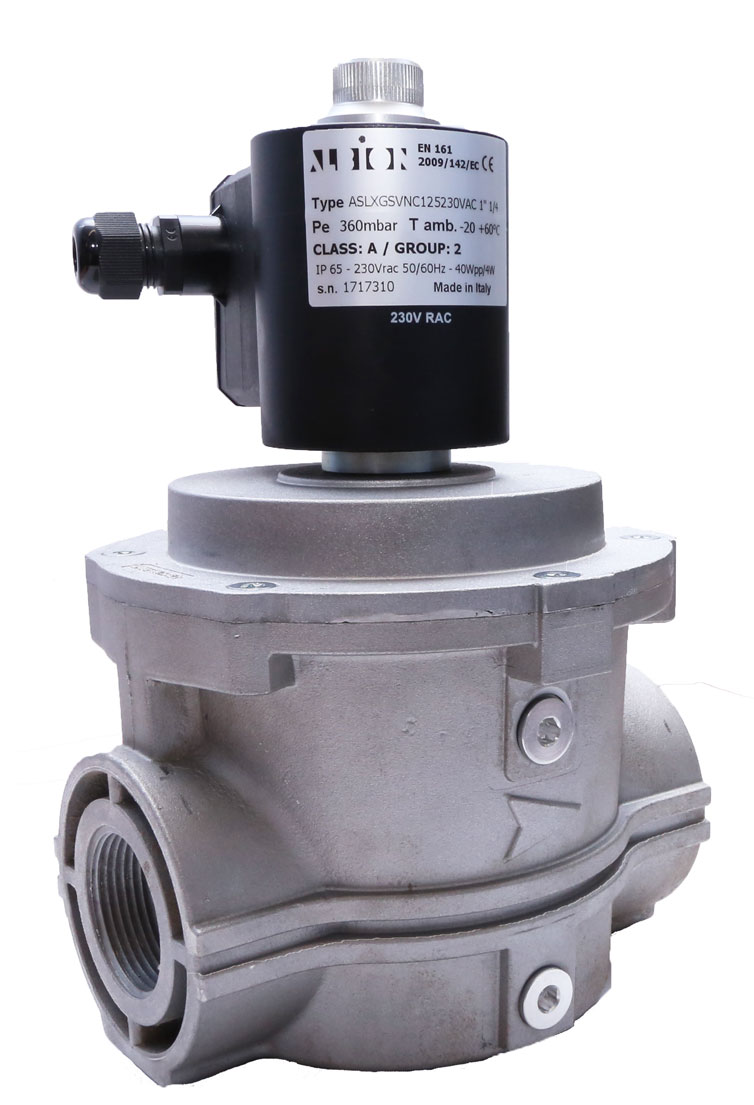 ART GSV - Automatic Gas Solenoid Valves