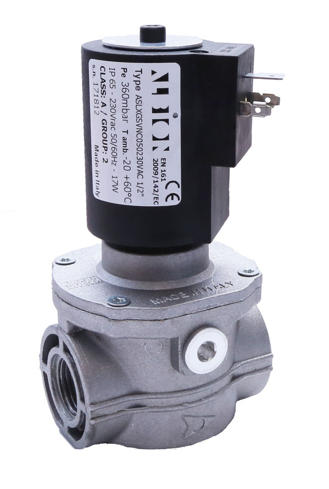 ART GSV - Automatic Gas Solenoid Valve