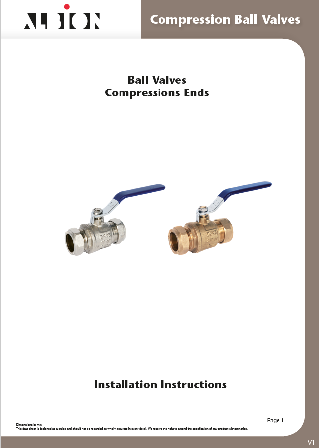 Compression Valves