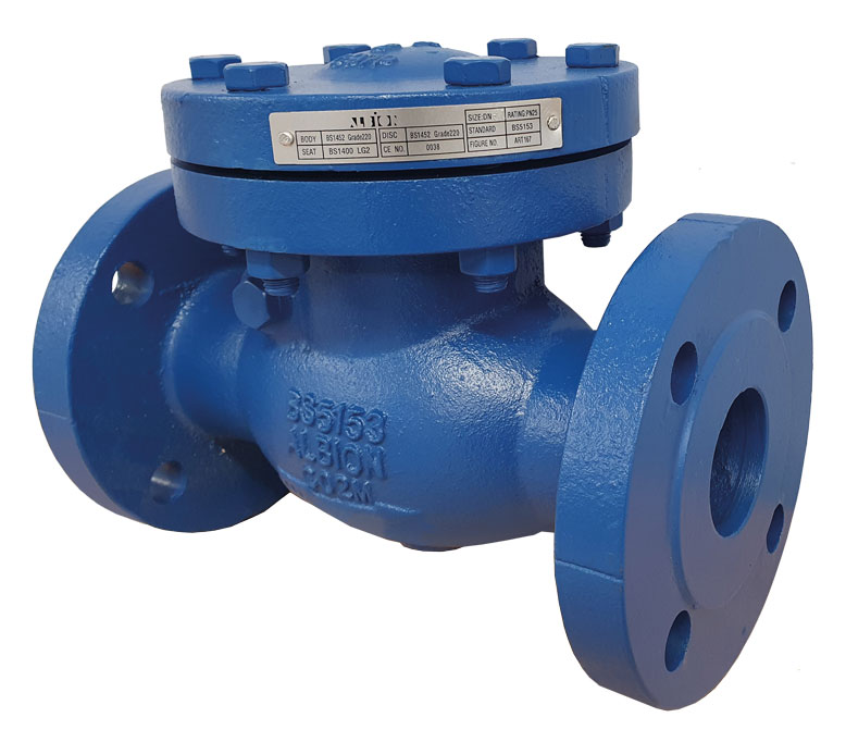 PN25 Flanged and Rated Valve