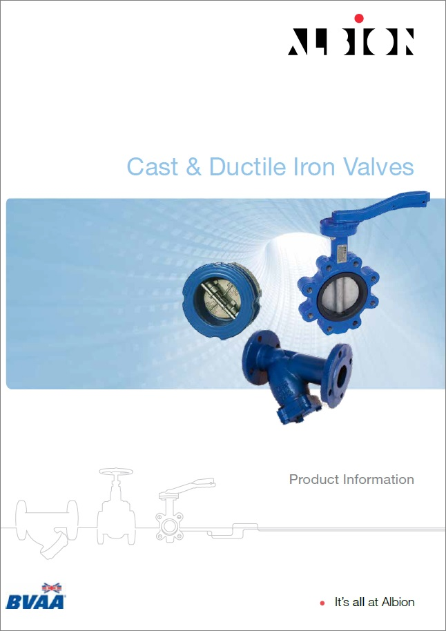 Cast & Ductile Iron Valves