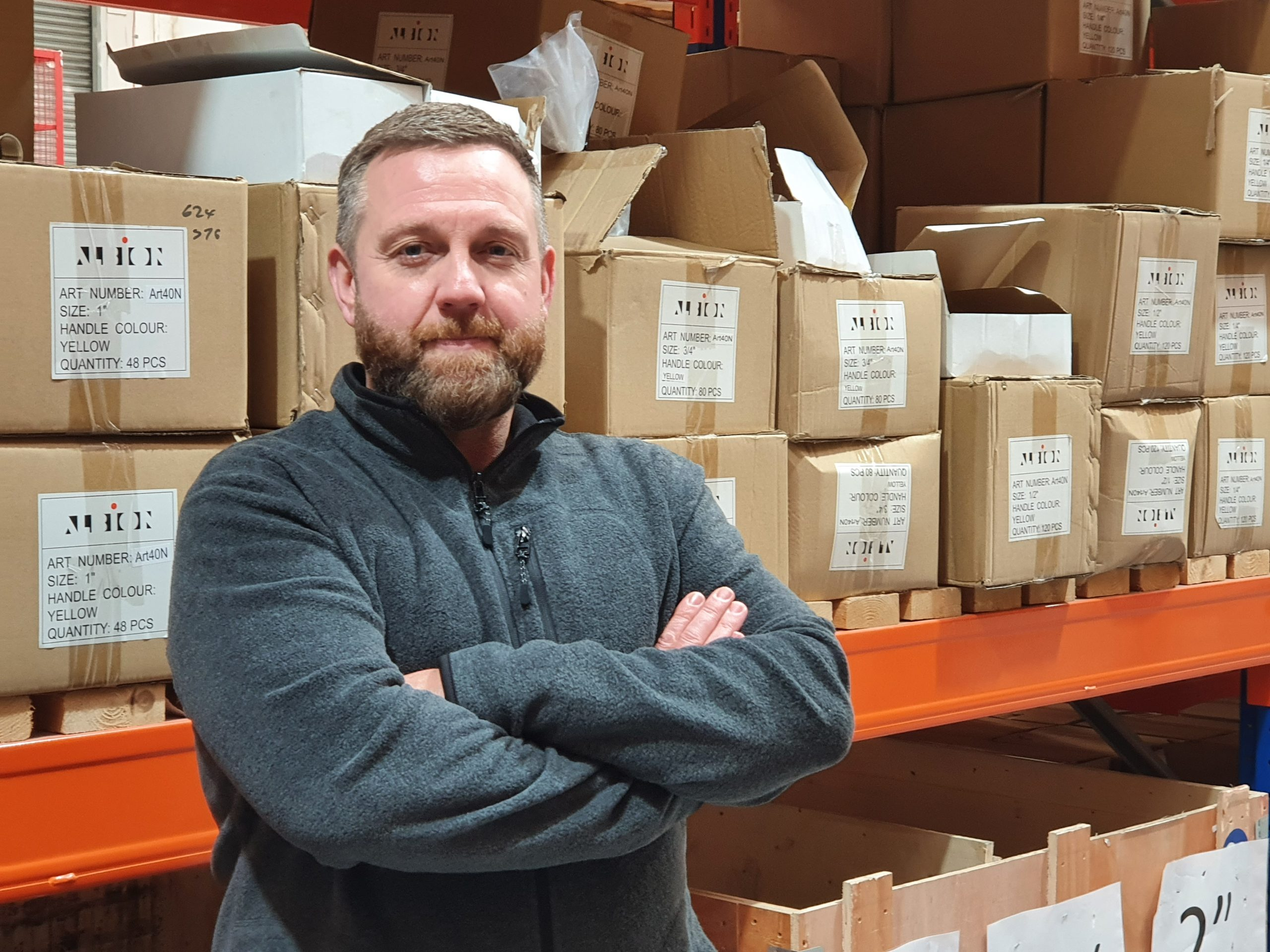 Albion's Warehouse Manager