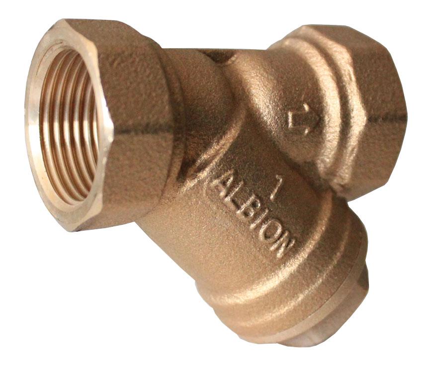 Bronze 'Y' Strainer